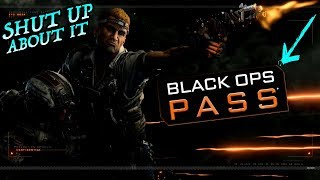 #SAYNOTOTHEBLACKOPSPASS IS HYPOCRITICAL & POINTLESS! COMMUNITY CLOWNS, HIGH EXPECTATIONS & MORE!