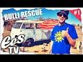 VW T1 Splitscreen Bulli Rescue