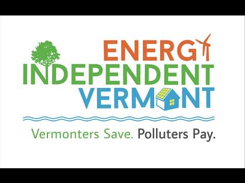 Energy Independent Vermont Montpelier Training