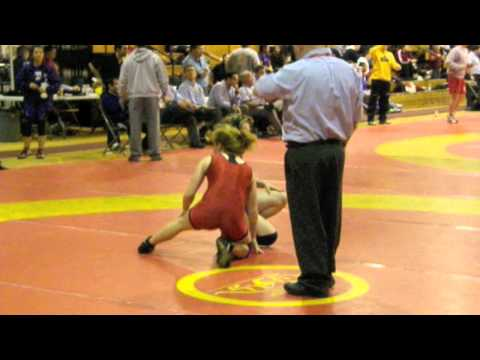 2010 Guelph Open: 55 kg Sam Stewart vs. Lesley McCallum