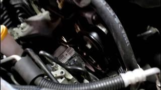 Замена приводного ремня на мазда 6 2010 года Mazda 6 2,0
