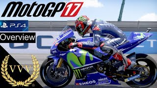 MotoGP 17 PS4 Overview