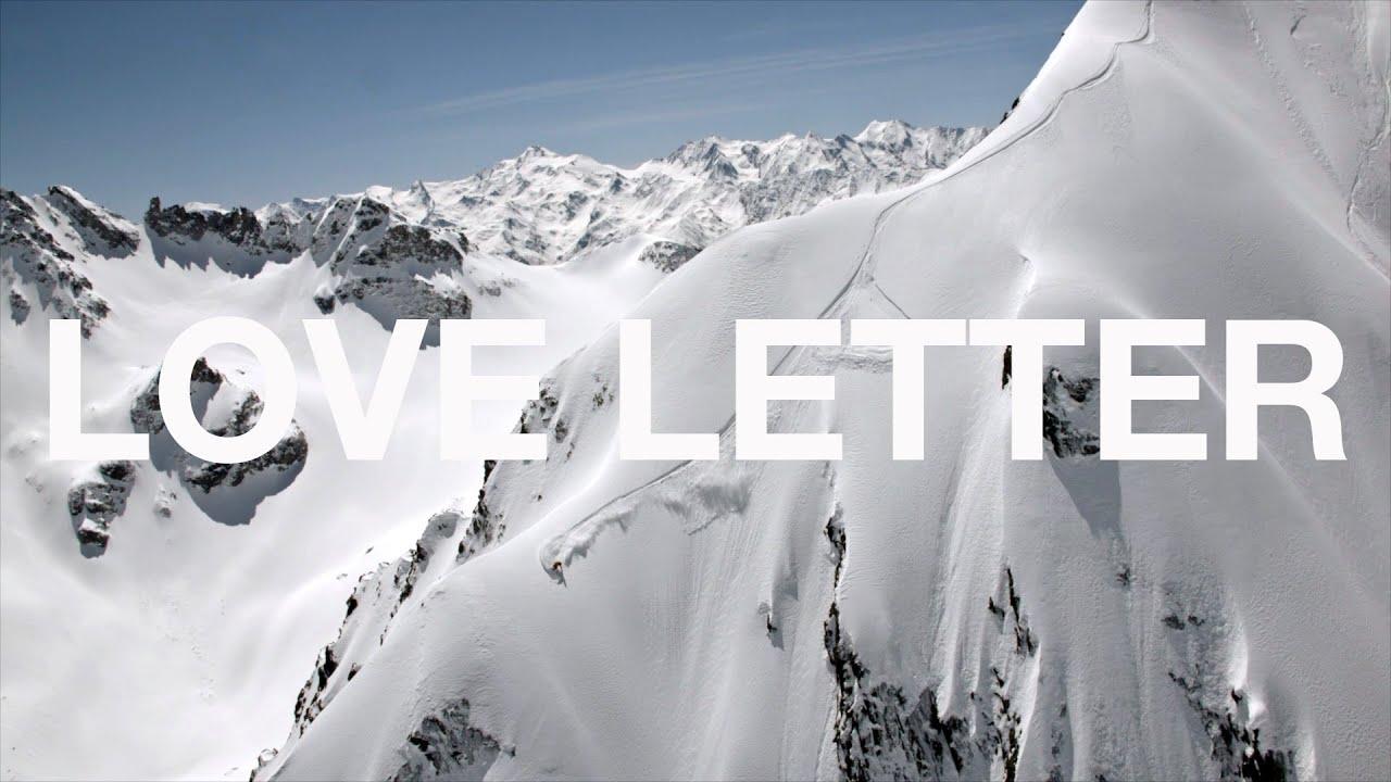 En el següent vídeo, la minusculez de l'ésser humà davant la grandiosdad de les muntanyes inundades de neu.