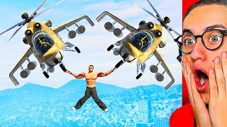HARDEST EVER GTA 5 TRY NOT TO BE IMPRESSED CHALLENGE!