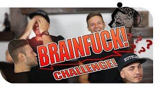 BRAINFUCK PUR CHALLENGE! | MIT INSCOPE21!