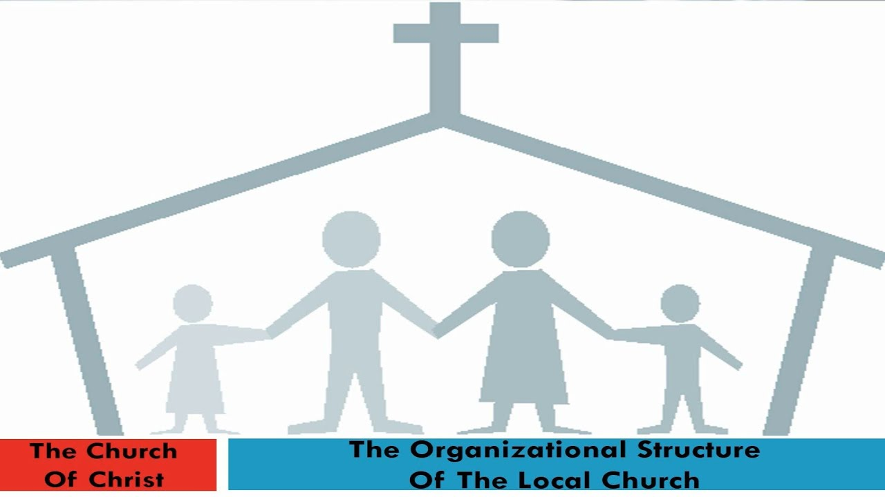 The Church Of Christ Lesson 6 The Organizational Structure Of – Church Organizational Chart