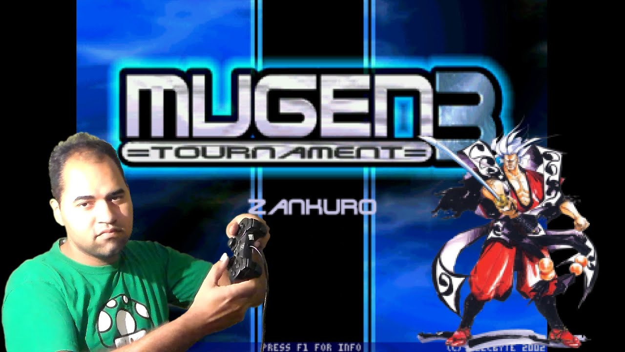 mugen tournament 3 para