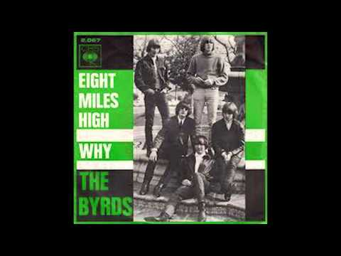 The Byrds - Eight Miles High (original vinyl recording - rare) mp3