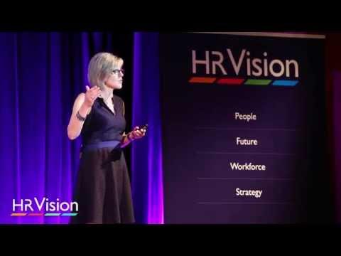 Janet Wood, EVP T&L at SAP speaking at HR Vision Amsterdam 2015
