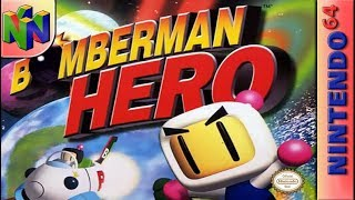 Longplay of Bomberman Hero