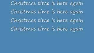 Christmas Time is Here Again w/lyrics By: The Beatles