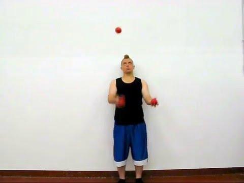 Come Giocolare - Imparare le 3 Palline - Lezione Tutorial di Giocoleria
