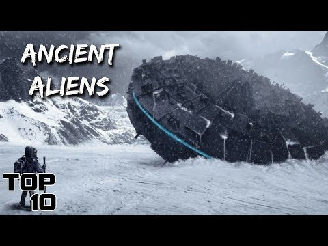 Top 10 Scary Antarctica Theories