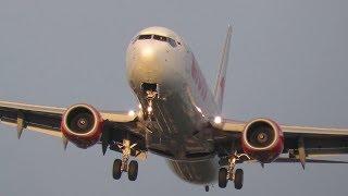 garuda indonesia x lion air video pesawat terbang indonesia