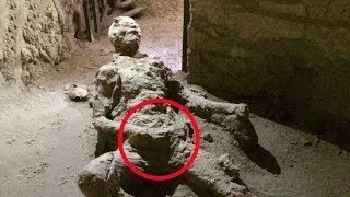 أكثر 7 أشياء غير لائقة للبشر وجدها علماء الآثار حتى الآن !!