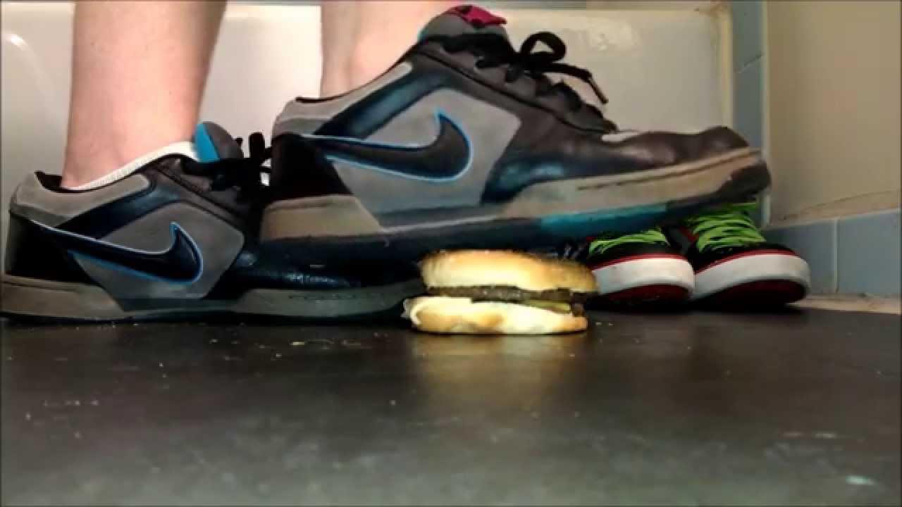 Nike Skeet Skate Shoes Crushing Deluxe Cheeseburger
