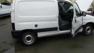 citroen berlingo van 1.9d engine demo !!