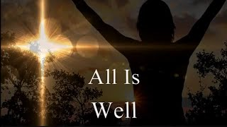 All Is Well - Carrie Underwood & Michael W. Smith (Lyrics on Video)