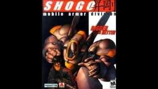 "Shogo:  Mobile Armor Division OST 1 - ""Negai (Wish)"""