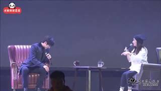 【Eng Sub 蔡徐坤/CAI XUKUN】Part 1 Chengdu Live 成都音乐分享会 20181013