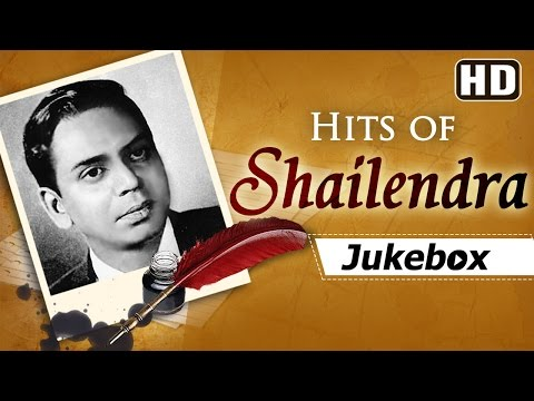 Hits of Lyricist Shailendra | Best of Bollywood Songs {HD} |