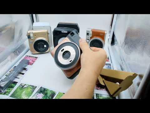 Fujifilm instax SQ6 Unboxing