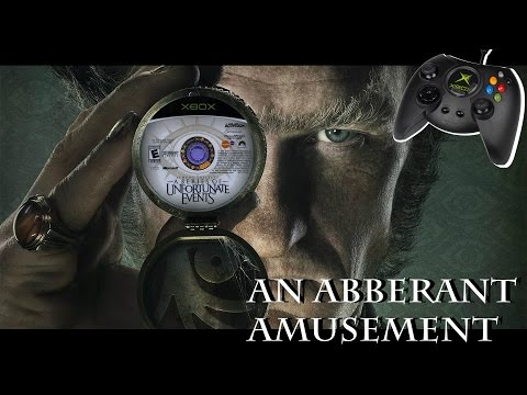 A Series of Unfortunate Events: The Virulent... VIDEO GAME??