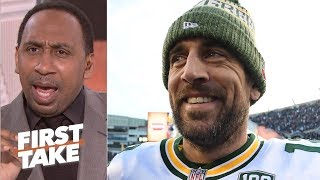 Stephen A. unsure if Matt LaFleur can help Aaron Rodgers | First Take