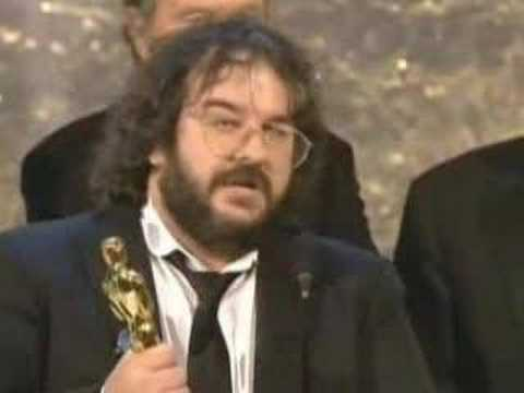 """The Lord of the Rings"" winning the Best Picture Oscar®"
