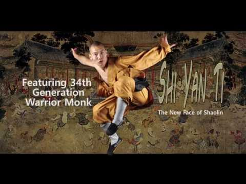 SHAOLIN TEMPLE GUNG FU SERIES - Ancient Ways of the Warrior Monks (6 DVD Set) By Shi Yanti