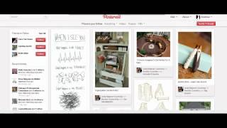 Social Networking Minute 3-30 Pinterest