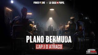 PLANO BERMUDA CHEGOU AO FREE FIRE! 🔥🔥🔥