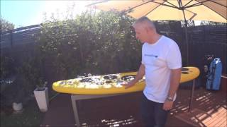 Aqua Marina Best Kids Paddle Board on the market Video Review