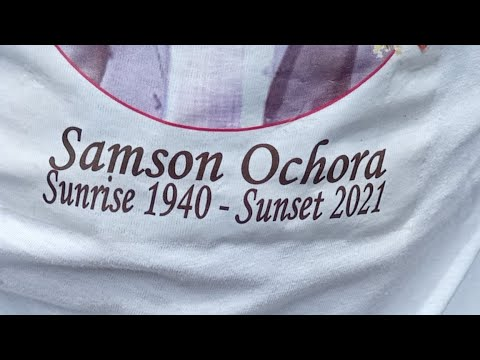 Download Live Coverage of the late Mzee Samson Ochora
