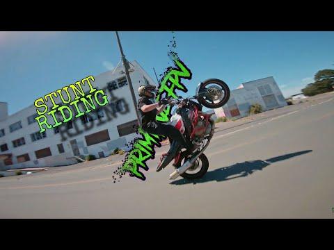 Фото FPV Freestyle - Stunt Riding
