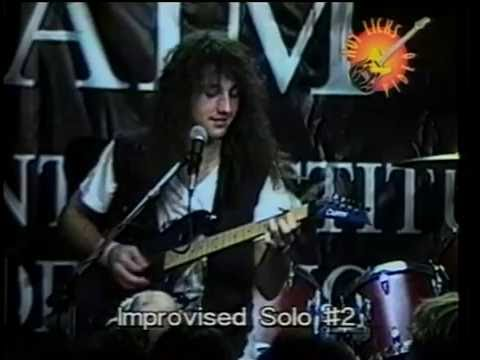 Jason Becker Improvised Solo #2