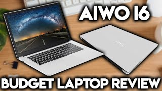 AIWO I6 - Budget Laptop Review