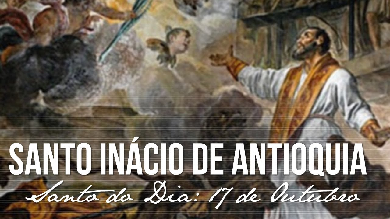 Resultado de imagem para Santo Inácio de Antioquia
