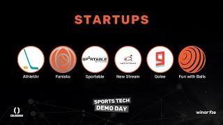 Sports Tech Demo Day #3