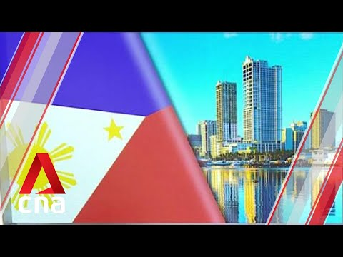 Philippines plunges into recession as economy shrinks 16.5% in Q2