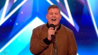 Britain's Got Talent 2017 Kyle Tomlinson Makes A Comeback Full Audition S11E06