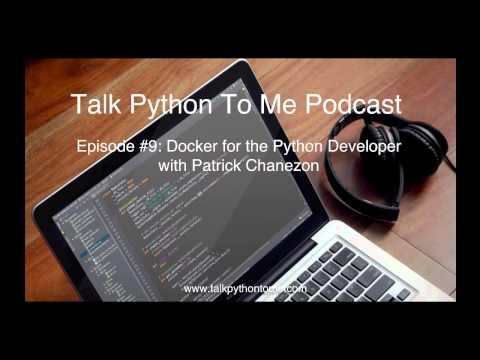 Docker for the Python Developer