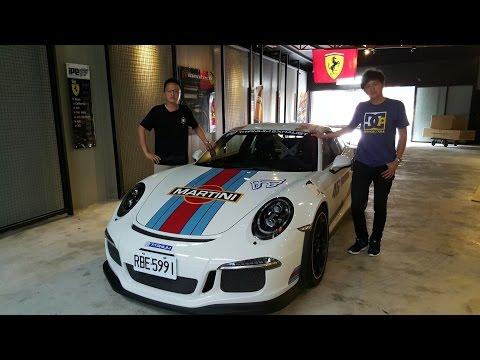 Porsche 911 GT3 RS改裝試駕