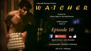 WATCHER   first ever   Bengali web series   2016   URS FILMS   Episode - 10   Studio 15