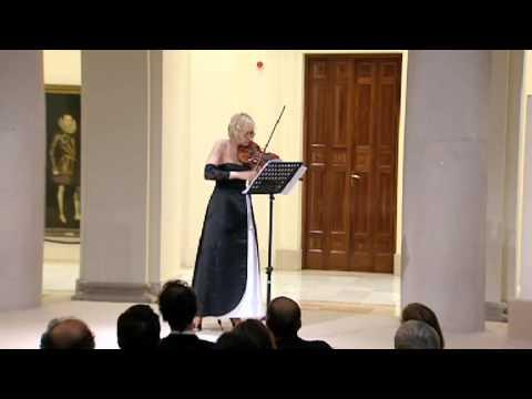 Patrycja Piekutowska abre el segundo ciclo de Solistas Fundación BBVA