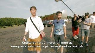 Jalopnik drives Trabant and Zaporozhets in Budapest