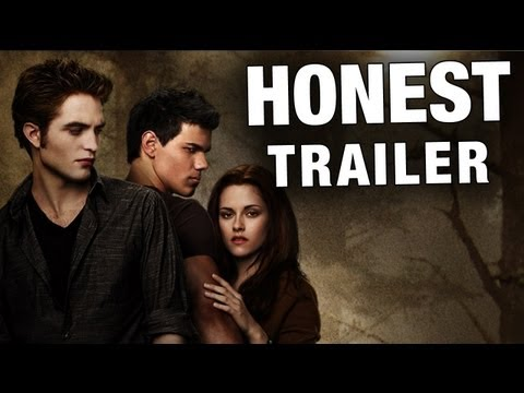 Honest Trailers - Twilight 2: New Moon