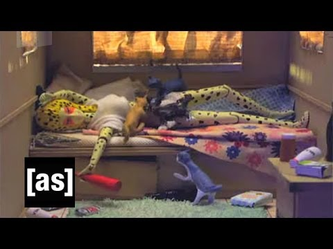 Playthings of Yesteryear | Robot Chicken | Adult Swim