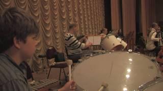 Репетиция концертного оркестра Арзумова. П. И. Чайковский -