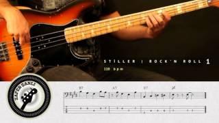 Zafer Şanlı Bas Gitar Dersleri Stiller Rock 39 N 39 Roll 1 110 Bpm